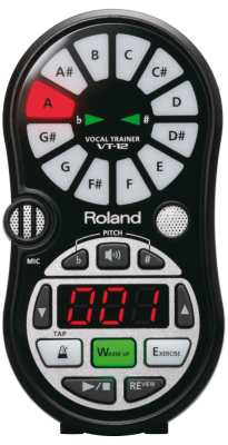 Roland VT-12 Vocal Trainer