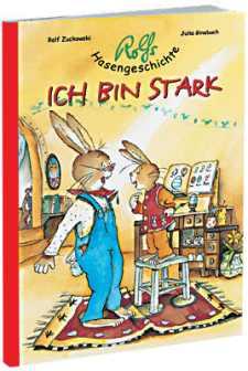 Rolfs Hasengeschichte - Bilderbuch