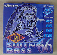 Rotosound RS-66 LDN Bass Saiten Satz 45-105