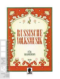 Russische Volksmusik 1: für Akkordeon
