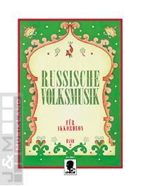 Russische Volksmusik 2: für Akkordeon