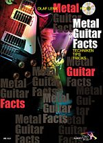 Metal Guitar Facts inkl. CD - Lenk, Olaf