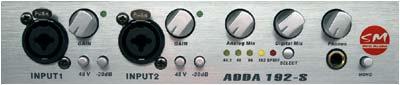 SM Pro Audio ADDA-192 Wandler