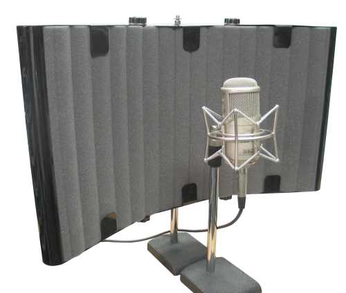 SM Pro Audio Mic Thing Absorber&Isolator