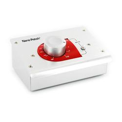 SM Pro Audio Nano-Patch+ Silver