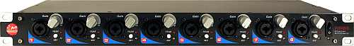 SM Pro Audio PR-8E 8-Kanal Mikrofonpreamp