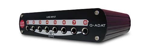 SM Pro Audio Q-ADAT 8 Kanal ADAT Wandler