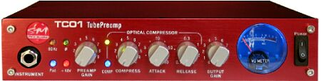 SM Pro Audio TC01 Röhrenpreamp