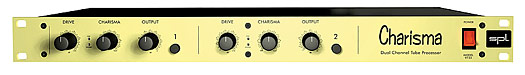SPL Charisma 2 Tube Sound Processor