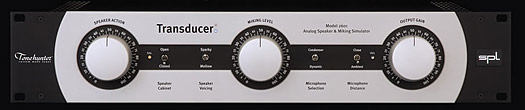 SPL Transducer Analoger Mikrofon- und- Speaker-Simulator