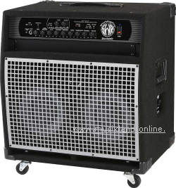 SWR WorkingPro 2X10C Bass Combo