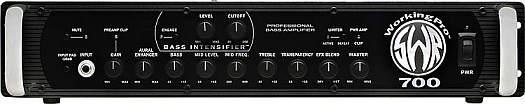 SWR WorkingPro 700 Bass Top