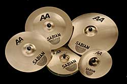 Sabian AA Metal-X Crash 16''