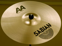 Sabian AA Metall-X-Serie Crash 18""