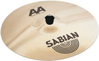 """Sabian AA Rock Crash 18"""""""