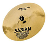 Sabian AA Sound Control Crash 16""