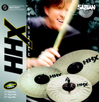 Sabian HHX Performance Set inkl. Bag