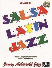 Salsa Latin Jazz inkl. CD Vol.64