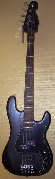 Sandberg California VM4 RW MHS BK E-Bass