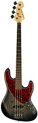 Sandberg California UMBO IV Blackburst E-Bass