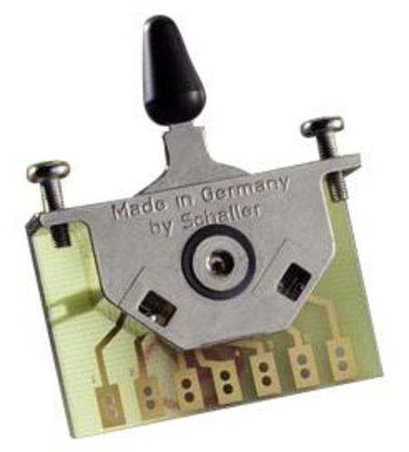 Schaller 5-weg Schalter