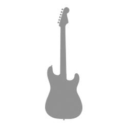Schecter SGR C-1 Black E-Gitarre lefthand