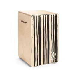 Schlagwerk Agile pro Cajon Zebra