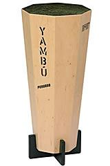 Schlagwerk Yambu Peruano inkl. Ständer