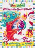 Schmitz, Manfred: Das grüne Weihnachts-Lieder-Klavier