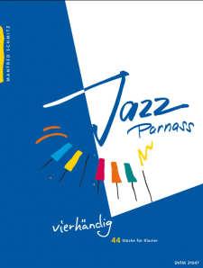 Schmitz, Manfred: Jazz Parnass Bd.3 vierhändig