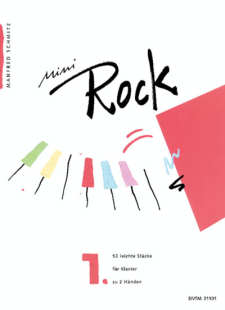 Schmitz, Manfred: Mini Rock Bd.1