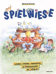 Schmitz, Manfred: Spielwiese