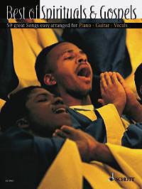 Best of Spirituals & Gospels für Gesang und Klavier
