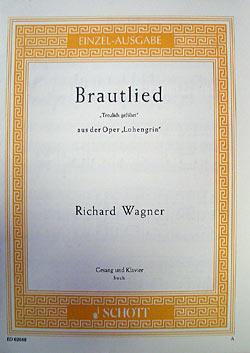 Brautlied aus Lohengrin  / Wagner