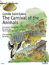 Carnival of the Animals englische Ausgabe