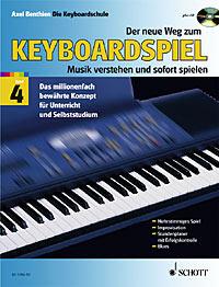 Benthien, Axel - Der neue Weg ... Bd.4 inkl. CD