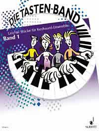 Die Tasten-Band 1 für Keyboard
