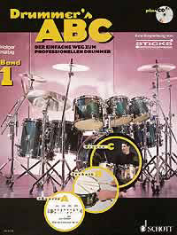 Drummer's ABC Band 1 inkl. CD