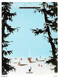 Frohe Weihnacht für Violine und Klavier