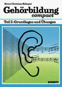 Gehörbildung compact Teil 1