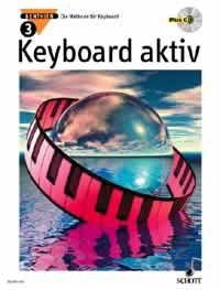 Keyboard aktiv Band 3 inkl. CD