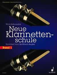 Neue Klarinettenschule Band 1
