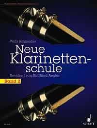Neue Klarinettenschule Band 2