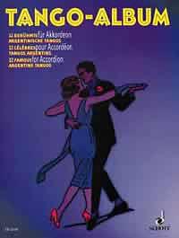 Tango Album für Akkordeon