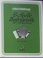 Schule des Bassspiels Band 1