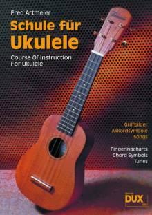 Schule für Ukulele - DUX320