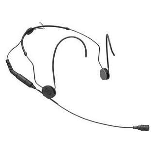 Sennheiser HSP 2-ew Headsetmikrofon antrazit