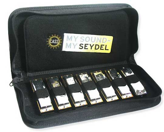 Seydel Blues Harp Set - Solist
