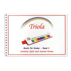 Seydel Triola Liederbuch Band 1