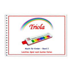 Triola Noten Musik f. Kinder 2
